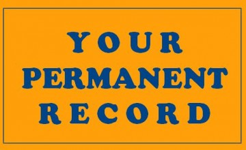 Your Permanent Record