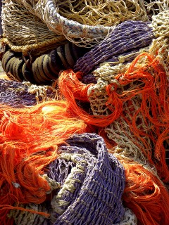 Discarded Fishing Nets