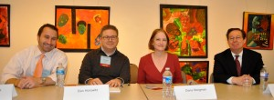 Daria Steigman & Dan Horowitz on IABC/Washington's Digital Trends 2012 Panel