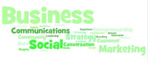 Word Cloud Defines One Business