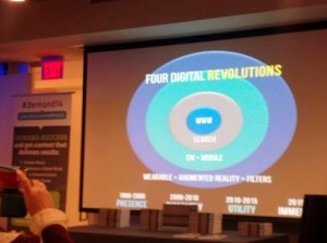 The 4 digital revolutions