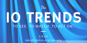 10 TrendsTo See, Watch, & Act On