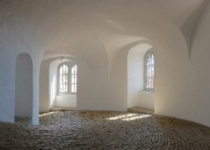 An Empty Room with White Walls