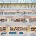 A Great White Library