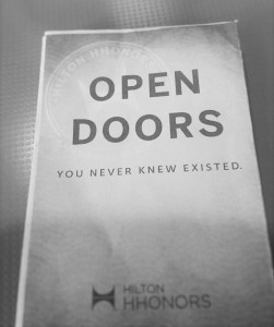 Open Doors You DIdn't Know You Could