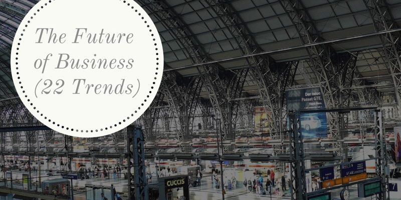 22 Future of Business Trends