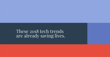 2018 Tech Trends to Watch Now