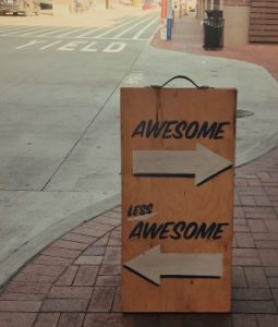 Be Awesome and Keep Your Customers